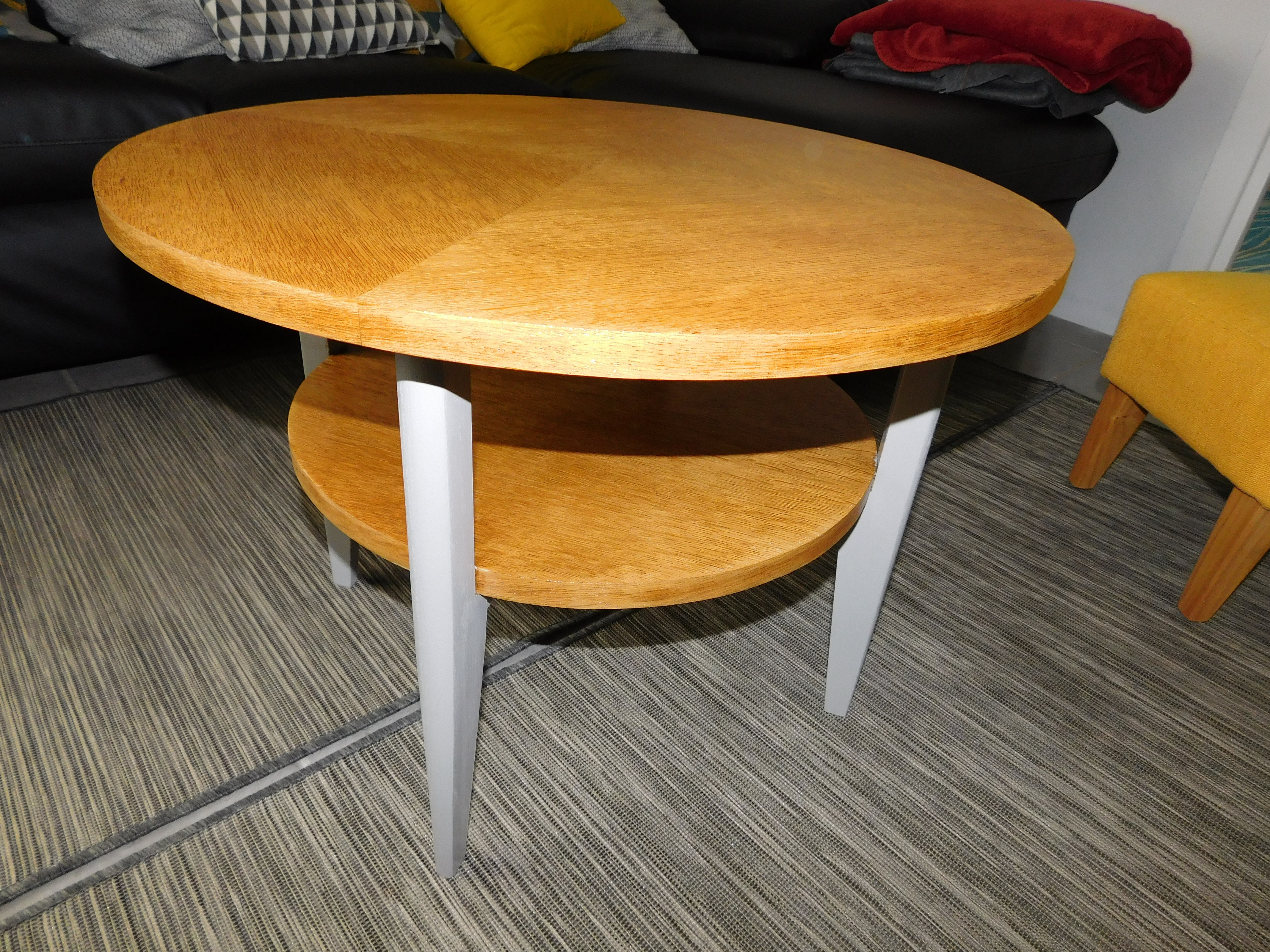 table basse inspiration scandinave
